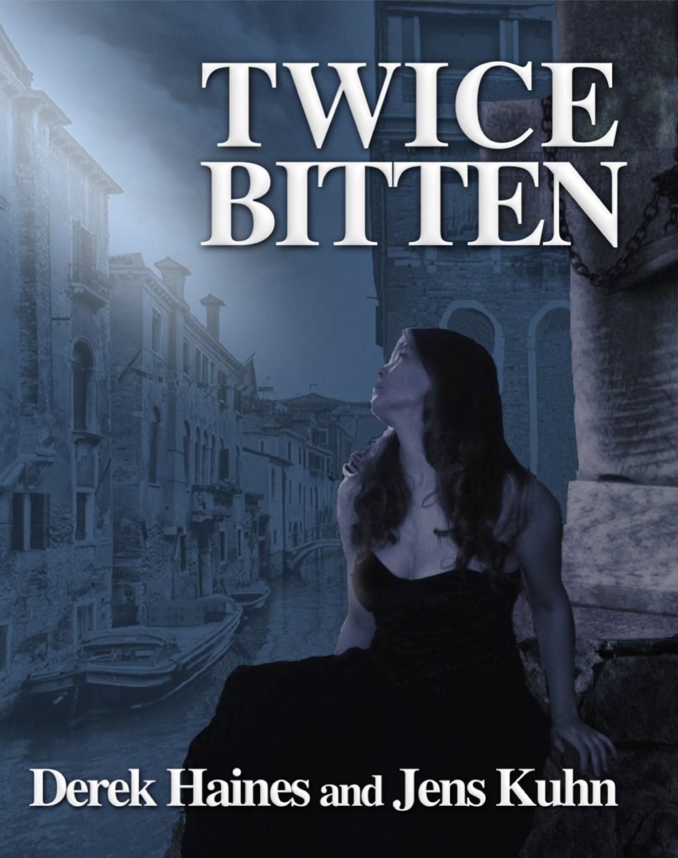 twice bitten vampire novellas
