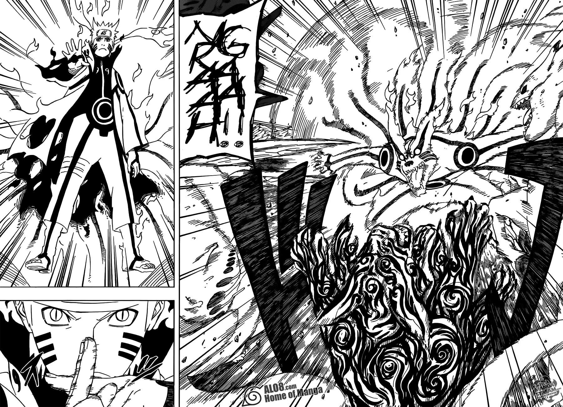 Naruto chap 571 Trang 5 - Mangak.info
