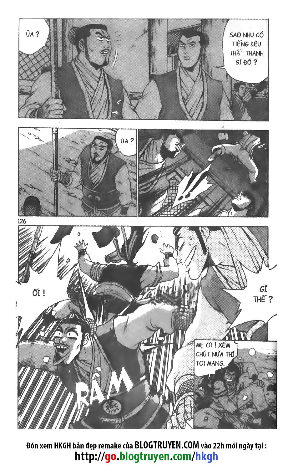 Hiệp Khách Giang Hồ chap 233 page 21 - IZTruyenTranh.com
