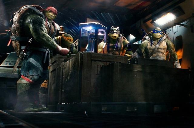 Ninja Rùa 2: Đập Tan Bóng Tối, Teenage Mutant Ninja Turtles: Out of the Shadows