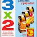 Ofertas Alcampo 3x2 hasta el 14 Septiembre 2014