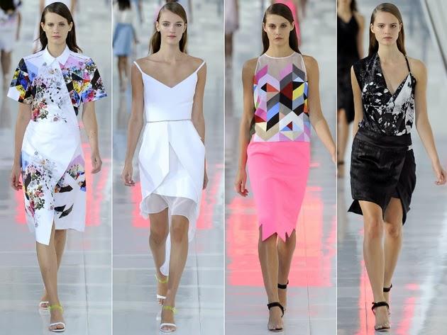 Мода Лето Женская Одежда
