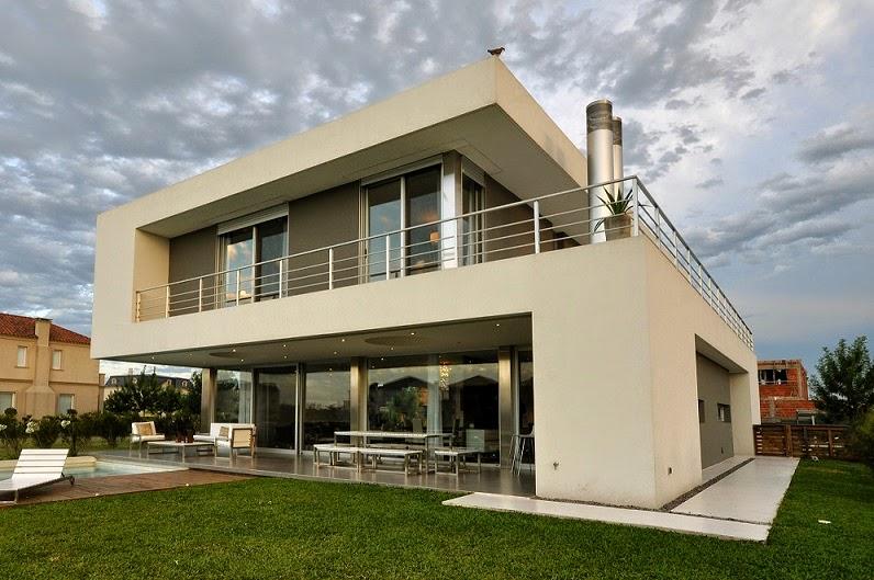 Casa cabo arquitectura minimalista vanguarda architects for Casas con terrazas minimalistas