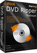 WinX DVD Ripper Platinum v7.3.0 build 08.02.2013