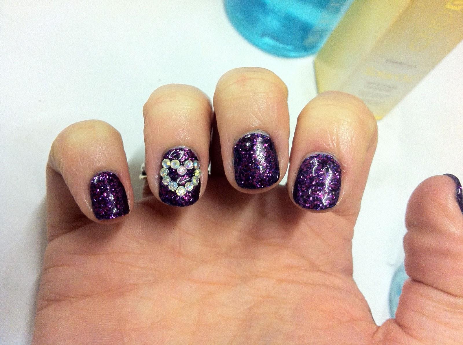 Brush Up And Polish Up Nails Inc London Bridge Diamant Nail Art