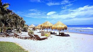 Mancora una Hermosa playa del Peru