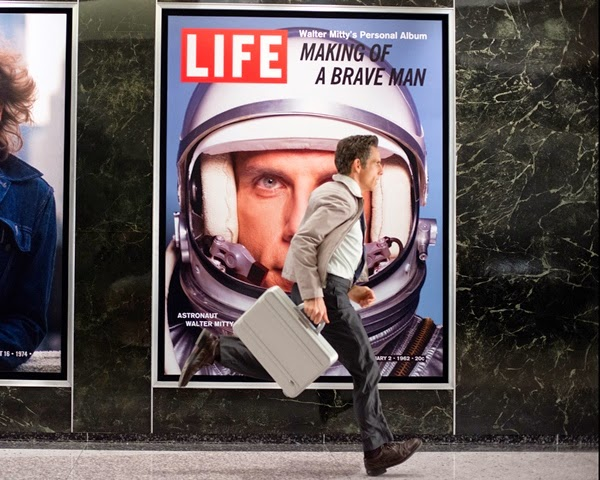 Beeld uit de film The Secret Life of Walter Mitty
