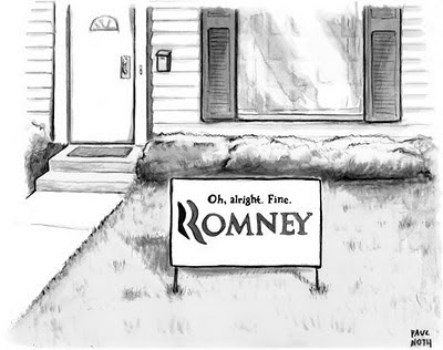 mitt romney OK fine already political cartoon