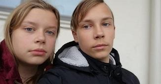 Finlanda, Camelia își vrea copiii înapoi!