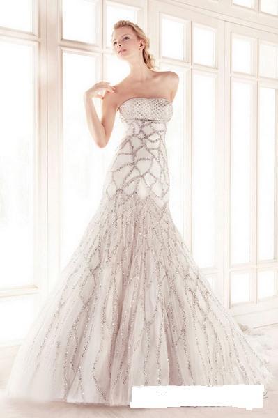 Brautkleider Meer | Brautkleidwunschen Erstaunlich Schon Meerjungfrauen Style