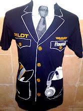 Vintage Pilot Hawaii 1981