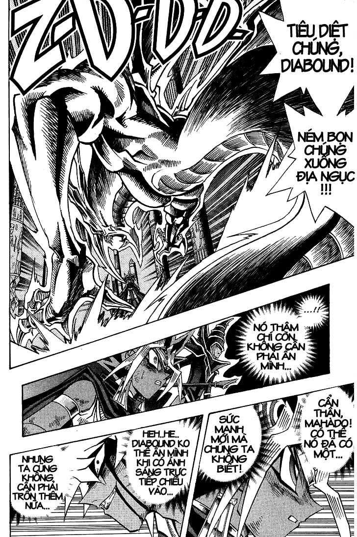 YuGi Oh – Vua Trò Chơi chap 316 Trang 8