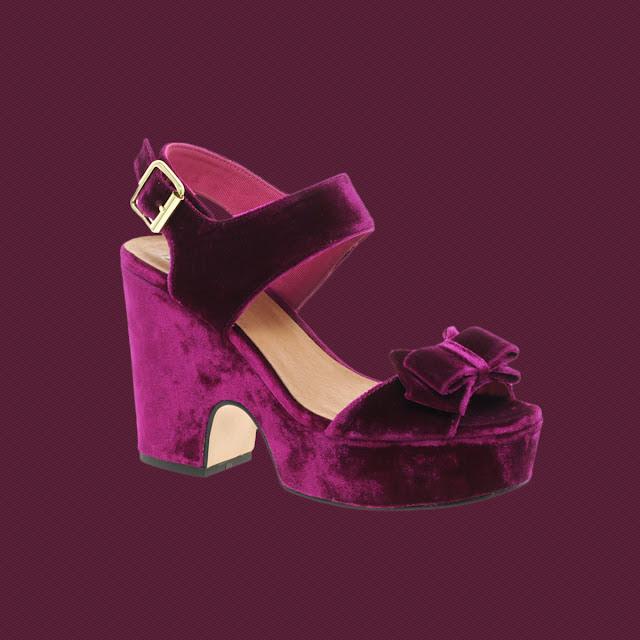 plum-sandal