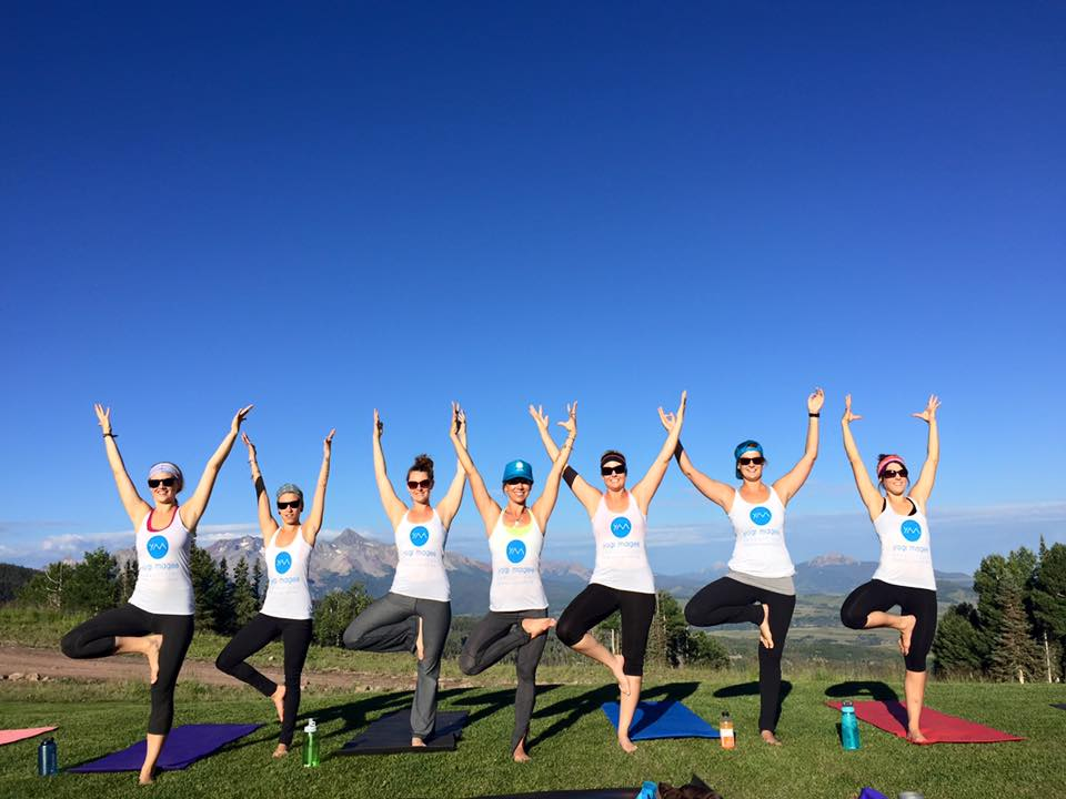 Telluride Yoga Retreat 2015
