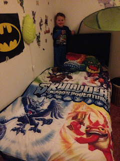 Skylanders Giants Duvet