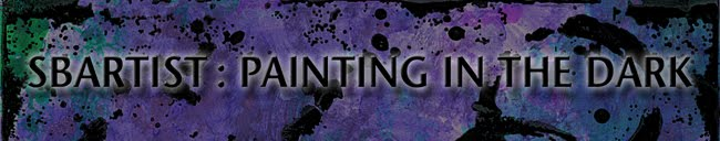 sbartist : painting in the dark