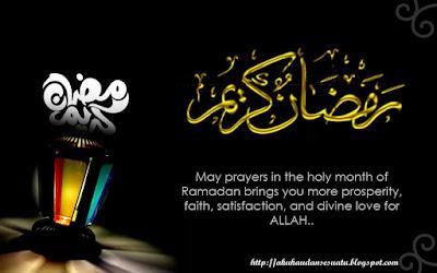 Ramadhan | Hari pertama puasa