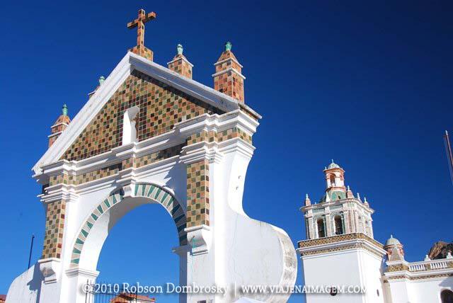 catedral virgen candelaria copacabana