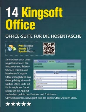 Download Kingsoft Office for Android 5.12 Terbaru Gratis