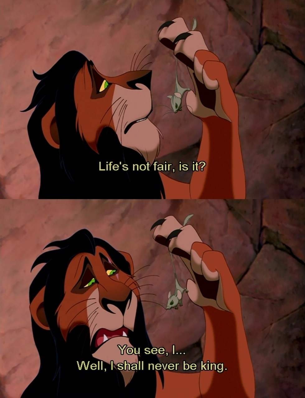 movie review of disney s the lion king 3 movie film book