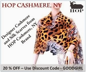 Get Home of Pashmina Designer Cashmere 20% Off!