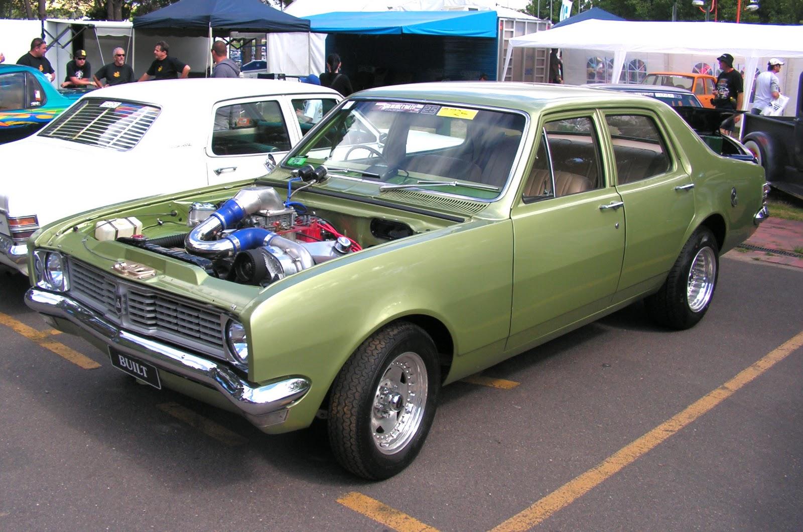 on four wheels: Summernats 2012 - Holdens