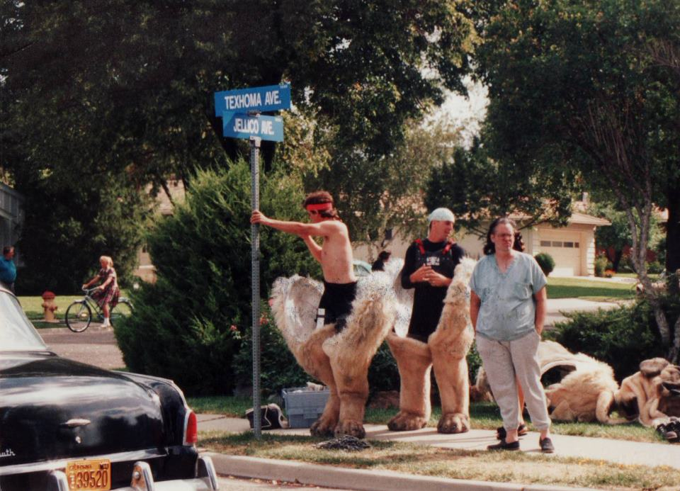 The Sandlot Dog From the sandlot archives.