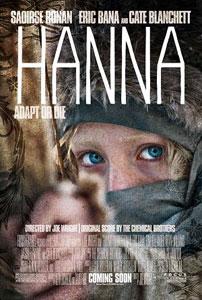 Cartel original de Hanna