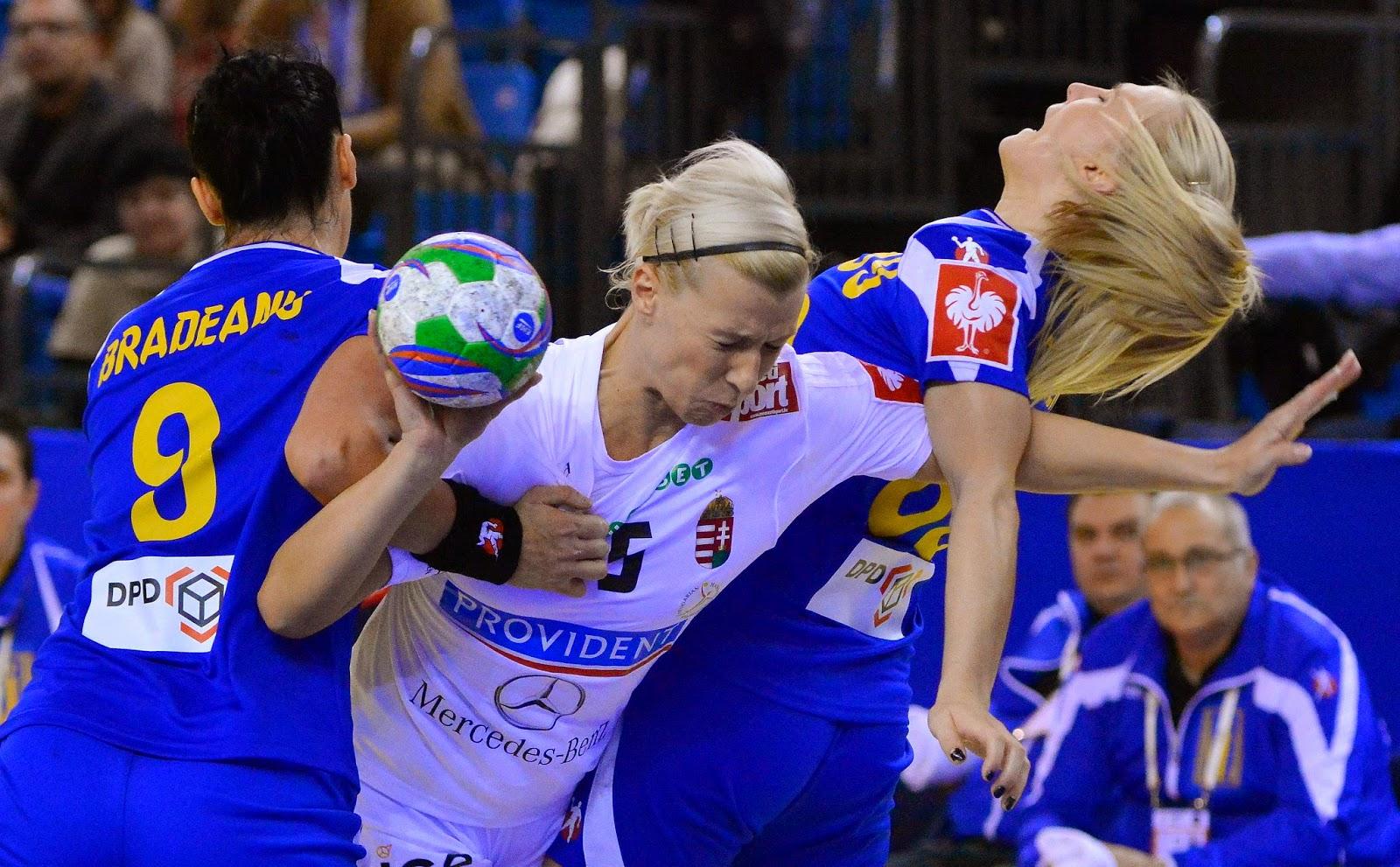 kézilabda, női kézilabda Eb, Magyarország-Románia, sport,