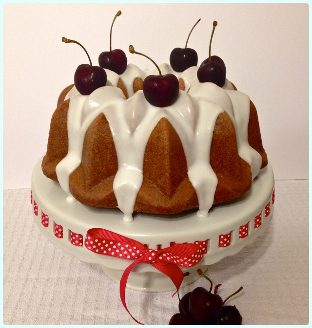 Cherry Bundt Cake Recipe From Scratch