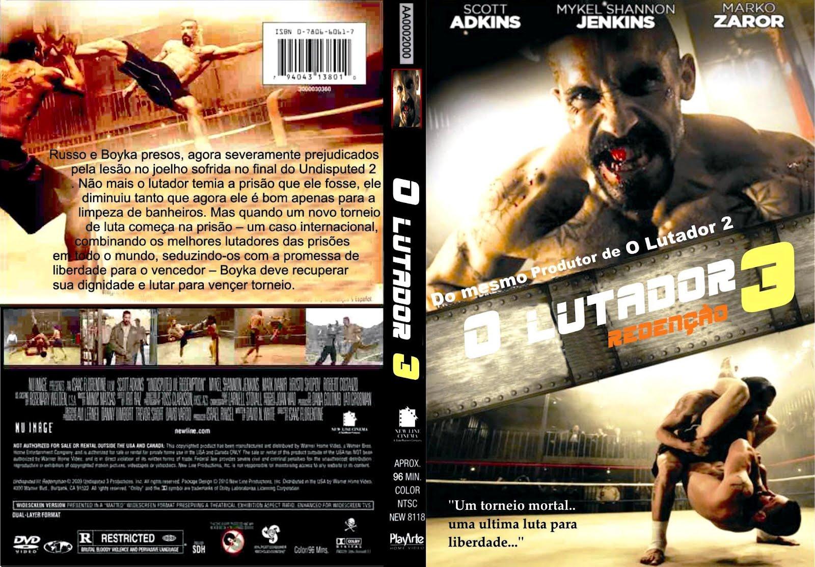 Imbatível 3 Classy o lutador 3 - redenção (2010) bluray 720p dublado download via