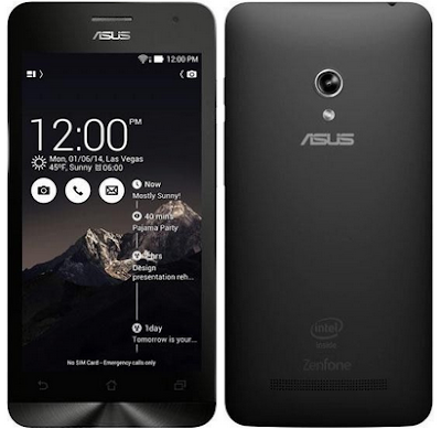 Asus Zenfone 5 A500CG Pc Suite and Usb Driver for Windows