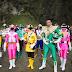 Power Rangers Megaforce - Guerra lendária será filmada pela TOEI