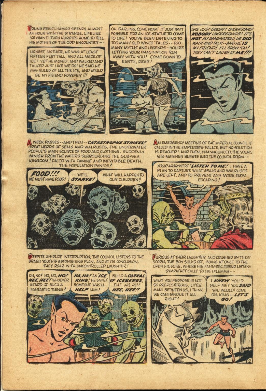 Sub-Mariner Comics #42 #42 - English 11