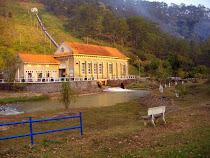 Arroyo de plata en Lang Biang
