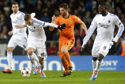 Xem lại đầy đủ trận Copenhagen vs Real Madrid