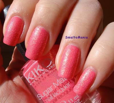 Kiko Sugar Mat n.641 Rosa Fragola