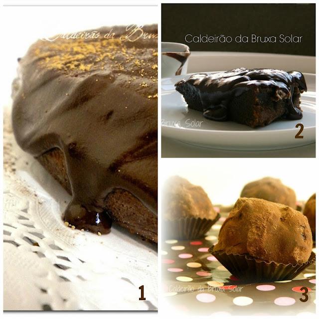 Livro Loucuras de Chocolate