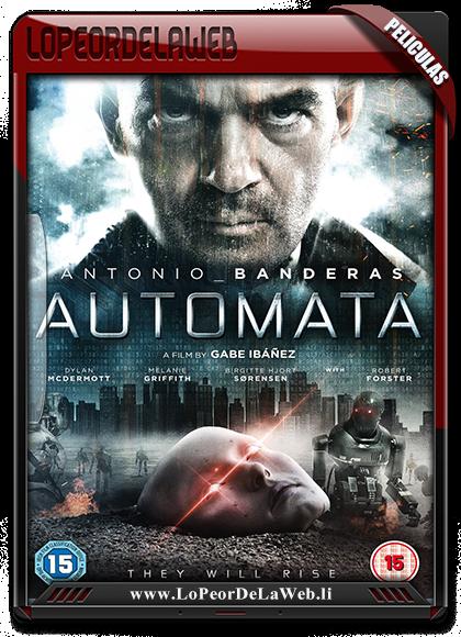 Autómata (2014) BRrip 720p Latino [Mega]