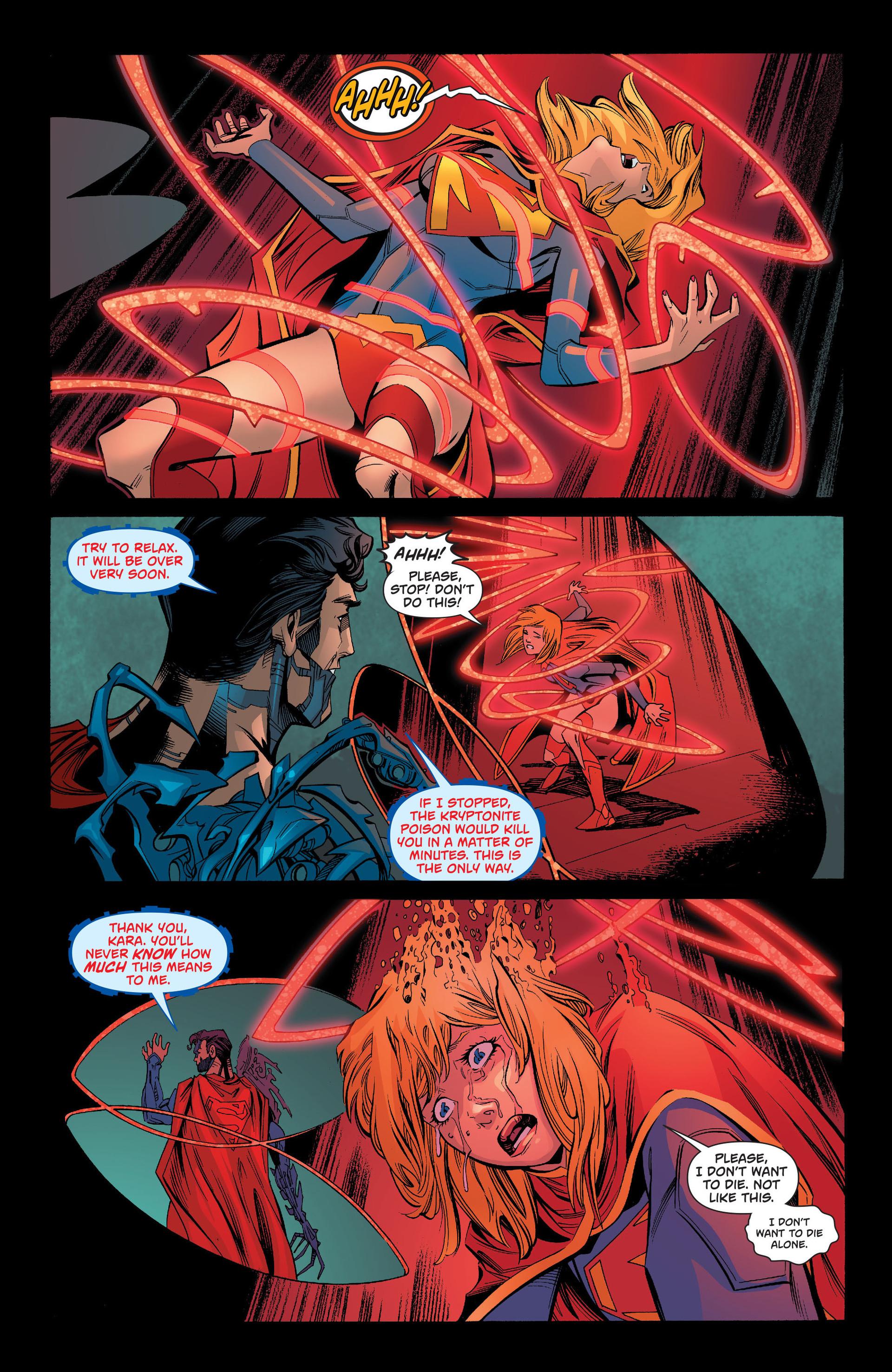 Supergirl (2011) Issue #23 #25 - English 16