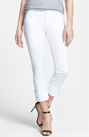 FAVORITE WHITE JEANS