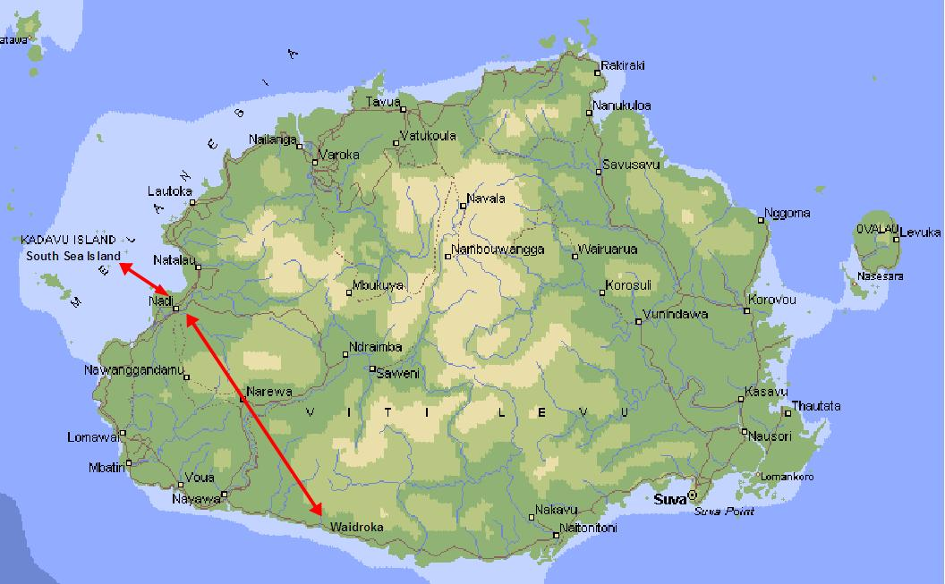 Celia and Johns Blog Fiji