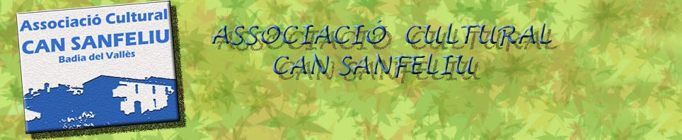 ASSOCIACIÓ CULTURAL CAN SANFELIU