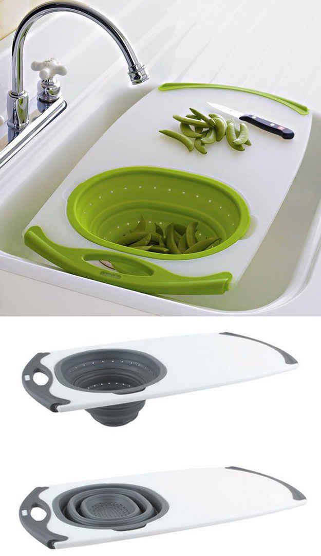 Produtos geniais e teis para cozinha 2 enjoy for Cheap space saving ideas
