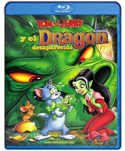 Tom y Jerry y el Dragón Desaparecido 1080p HD Latino