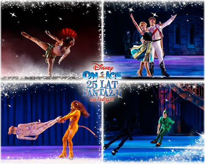 Disney On Ice: 25 lat fantazji na lodzie