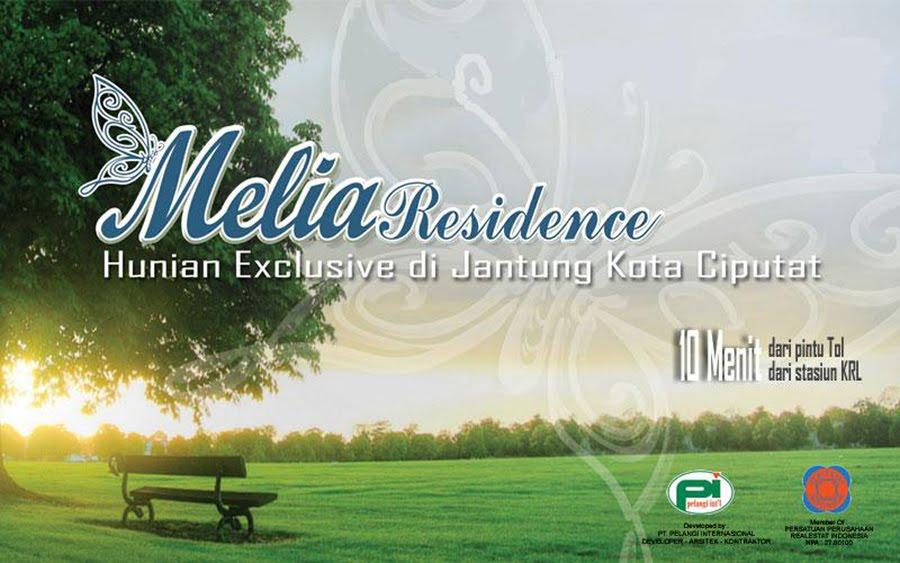 Type Rumah Melia Residence