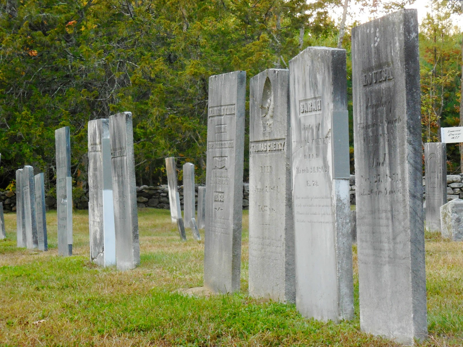 Sunnyside Cemetery, Londonderry, NH