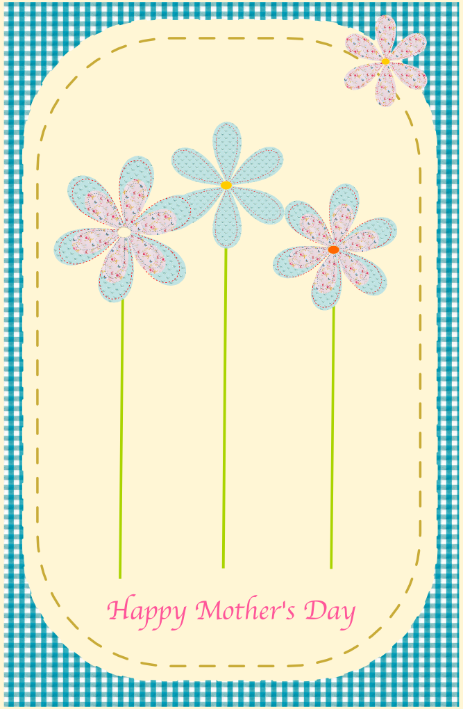 last minute free printable Mother's Day Greeting Cards ...