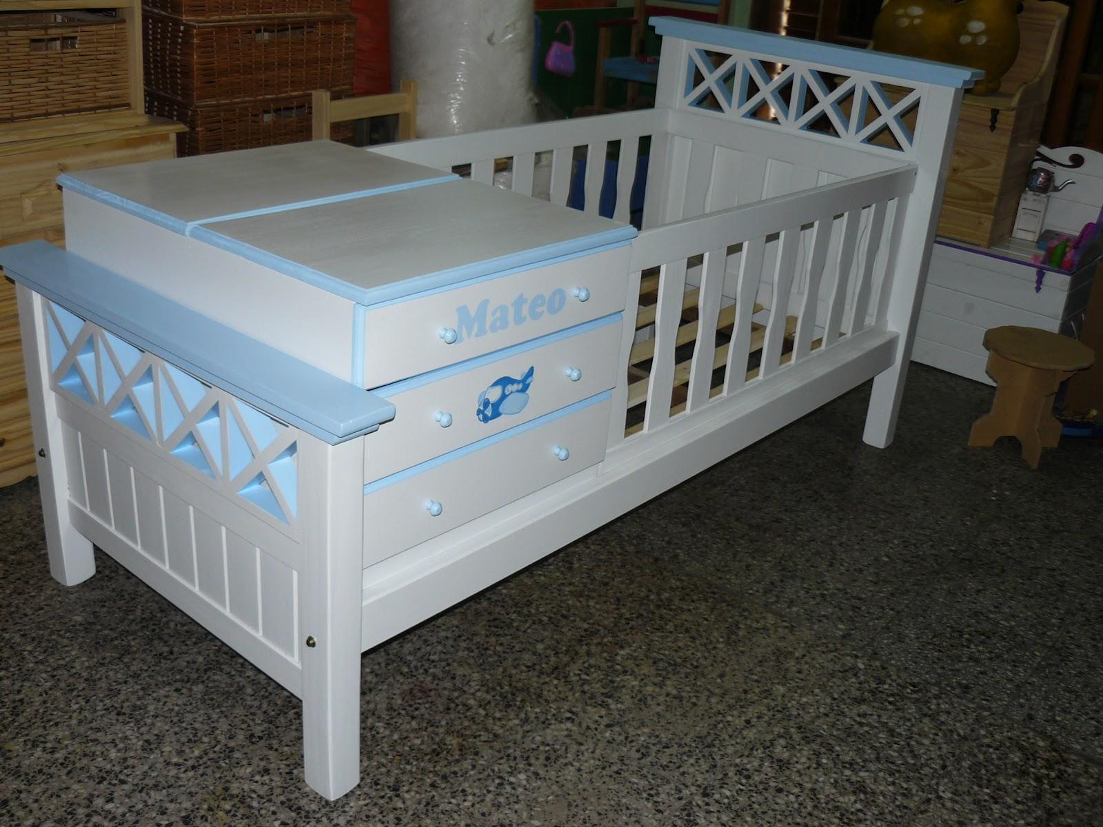 Muebles y decoraci n puerto sof a cuna funcional - Muebles y decoracion ...